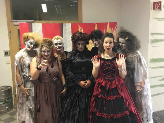 Sissi 2017 - Backstage
